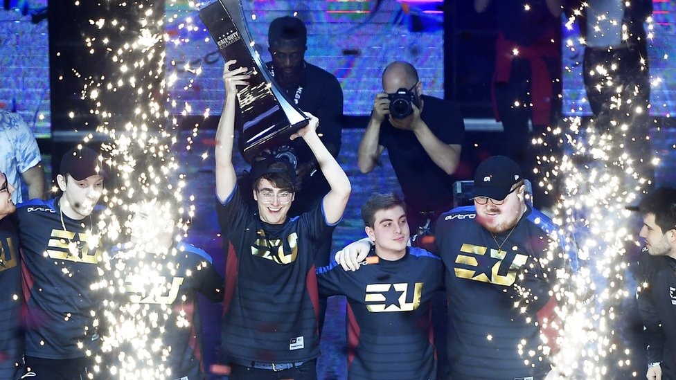 eUnited win Call of Duty World League Championship 2019 in Los Angeles, California