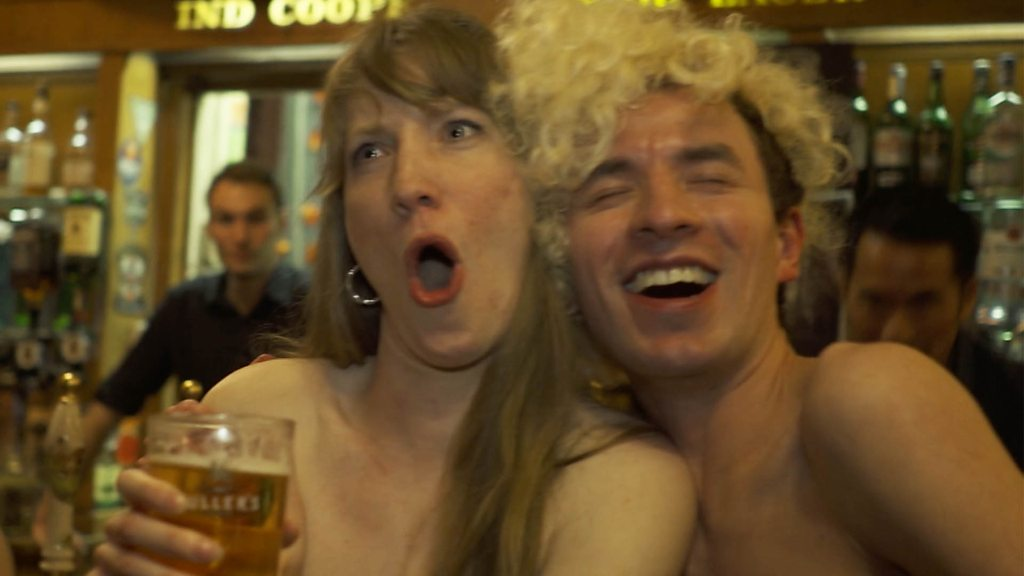 Naked sing-along to save Soho's Coach and Horses