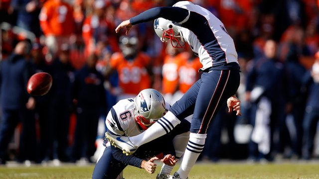 Stephen Gostkowski missed his first field goal in 523 attempts