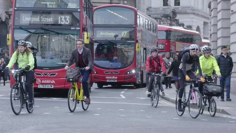Trying to cut London's road deaths