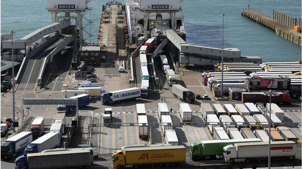 No-deal Brexit ferry contract sparks concerns