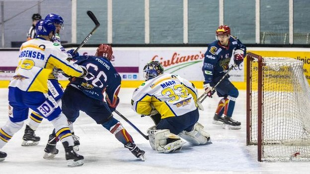 Elite League to drop to 11 teams after Edinburgh Capitals' departure