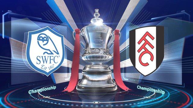 Sheffield Wednesday 2-1 Fulham highlights