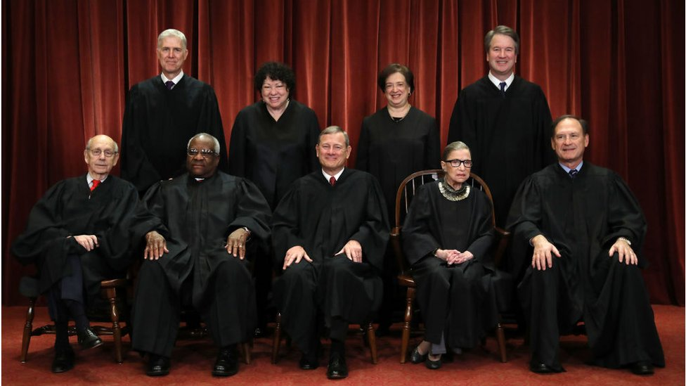 أعضاء المحكمة الدستورية للعدل