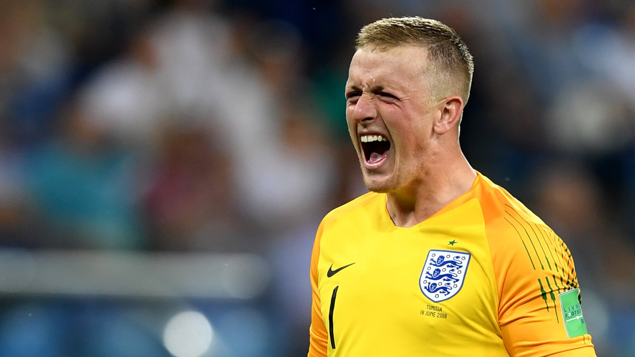 Who was a threat to his own team? England players rated v Tunisia