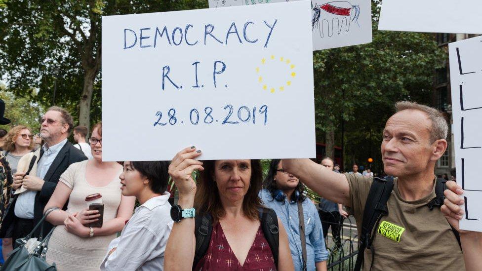 Brexit karşıtları