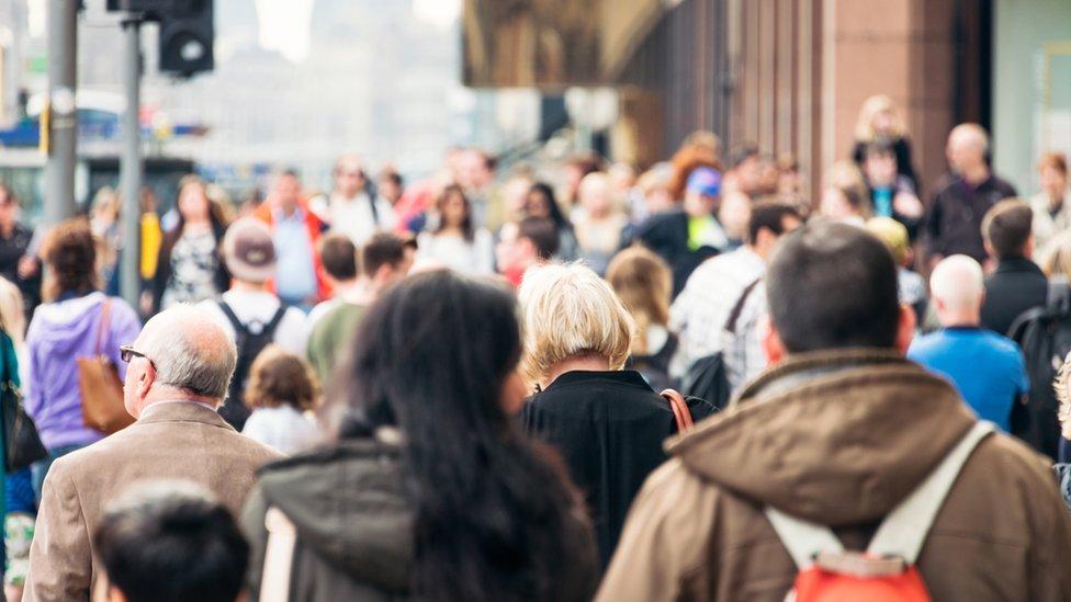 ljudi na ulici