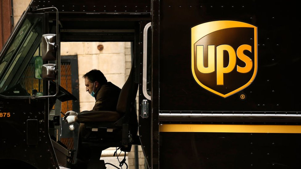 Diversity: UPS relaxes rules on beards, braids and piercings thumbnail