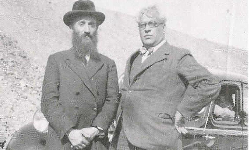 Rabin Kaim Kruger sa konzulom