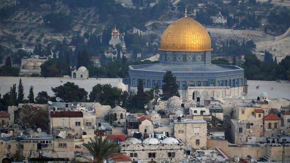 耶路撒冷城市景觀