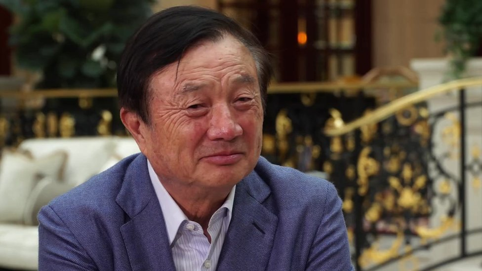 Ren Zhengfei, fundador y dueño de Huawei