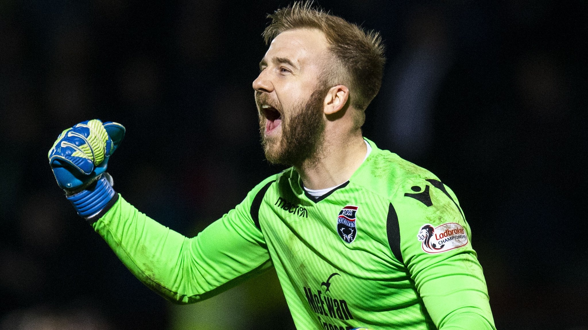 Scott Fox: Goalkeeper leaves Ross County after talks breakdown