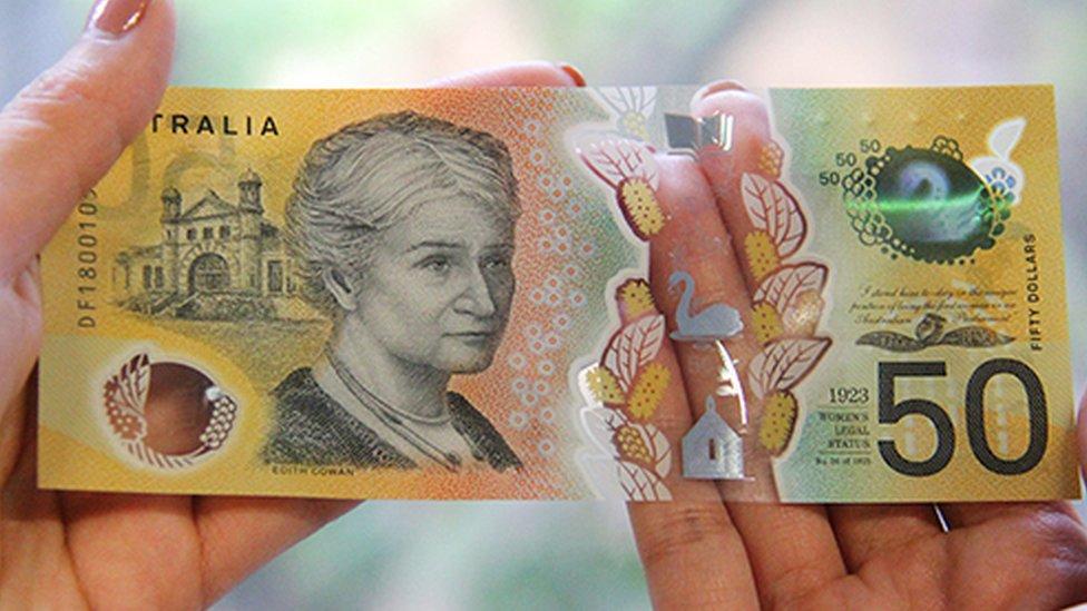 عملة أسترالية