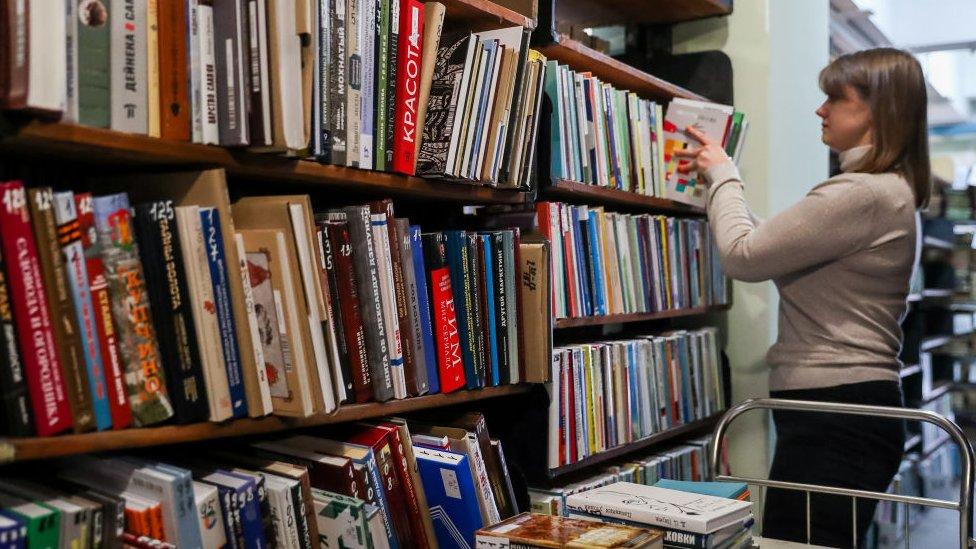 Что почитать на карантине: наша подборка современных русских книг - BBC  News Русская служба