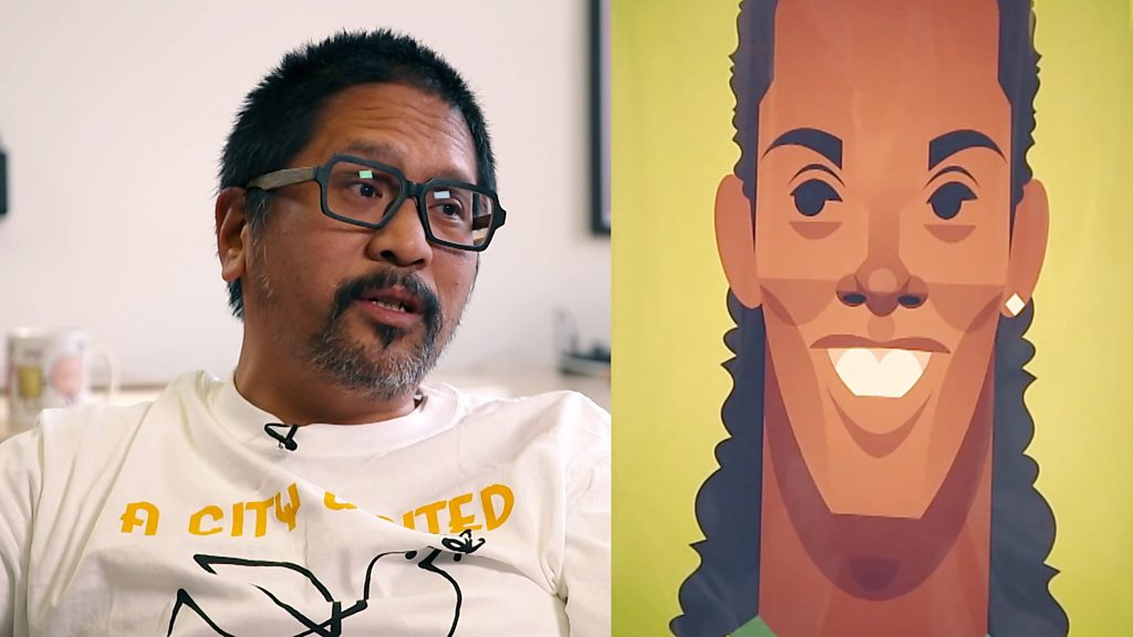Meet Stanley Chow - the football illustrator