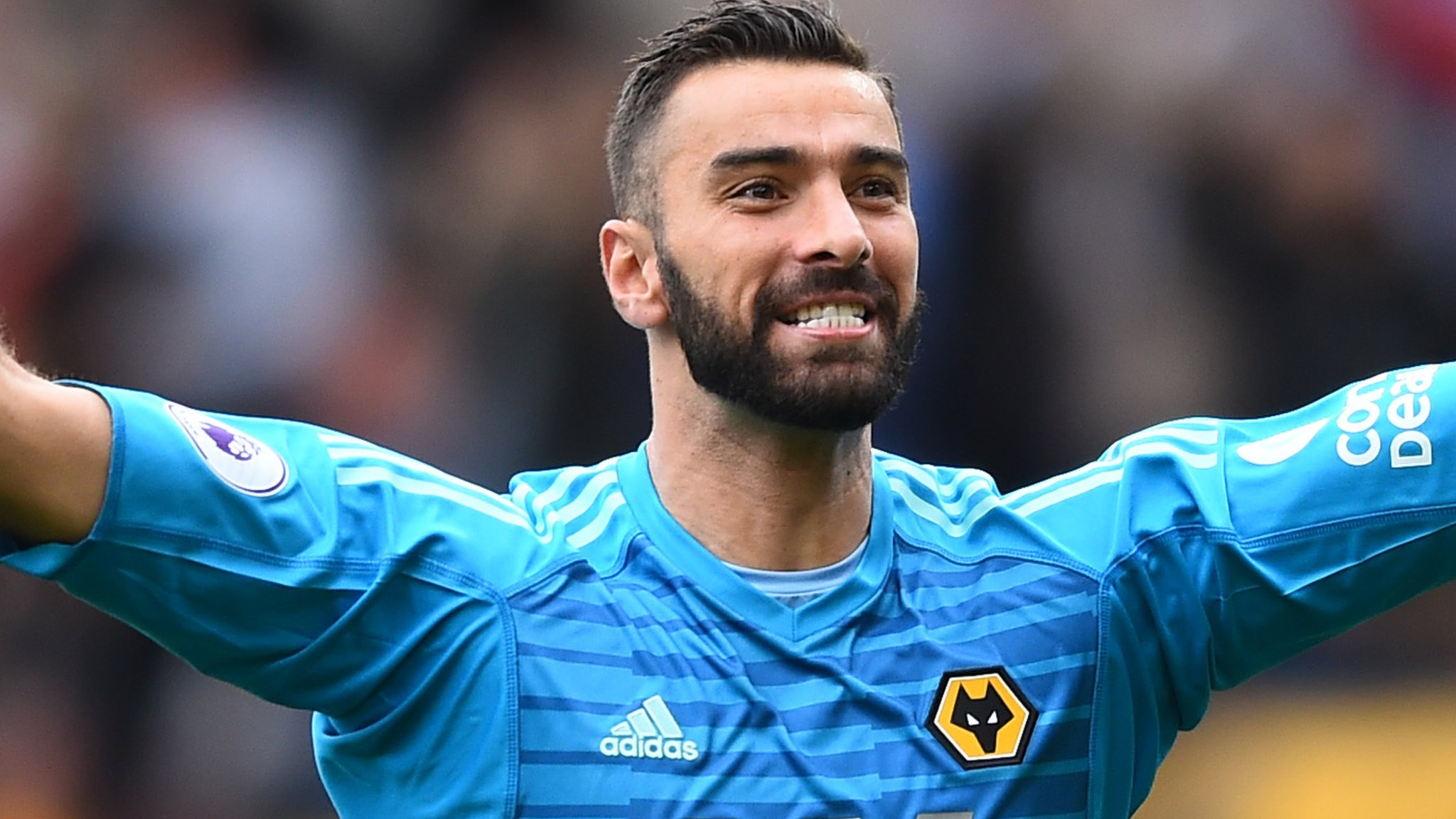 Wolves close to agreeing Patricio fee with Sporting