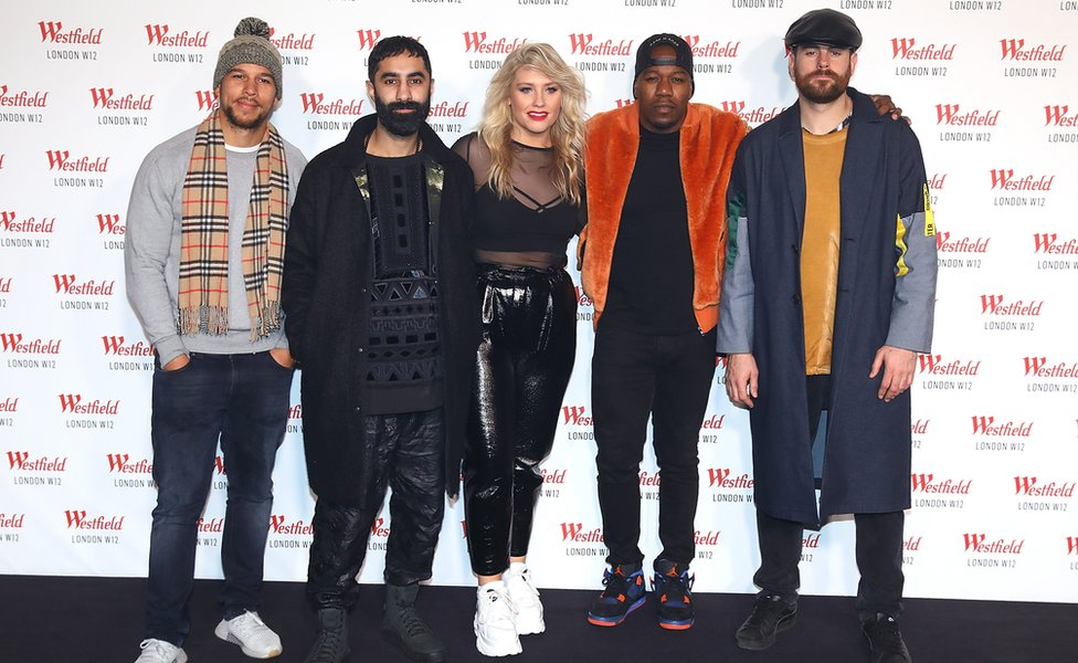 Ella Henderson and Rudimental