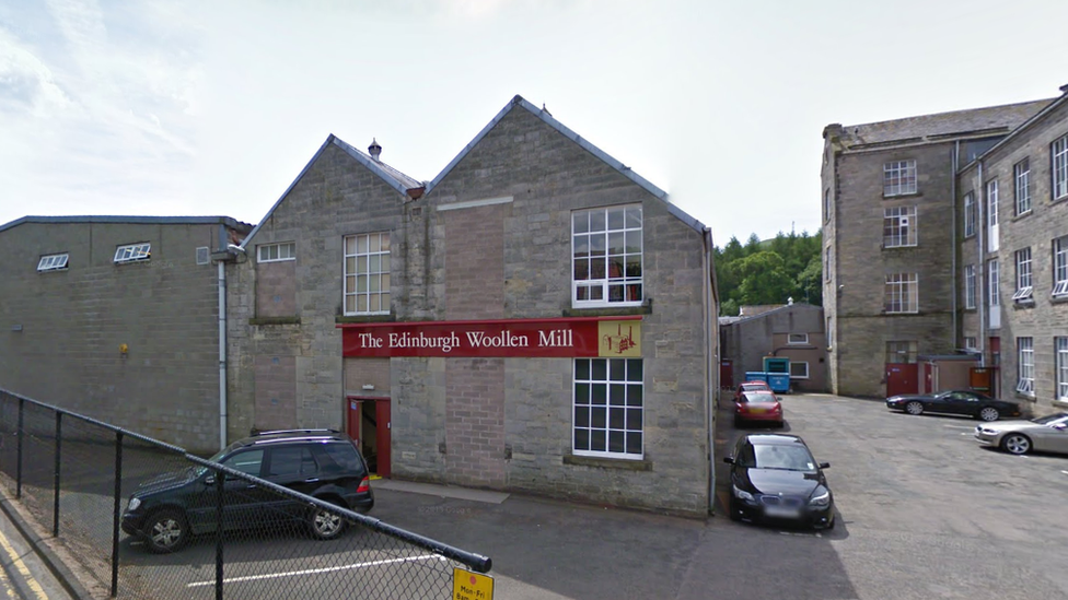 Edinburgh Woollen Mill to move head office from Langholm to Carlisle