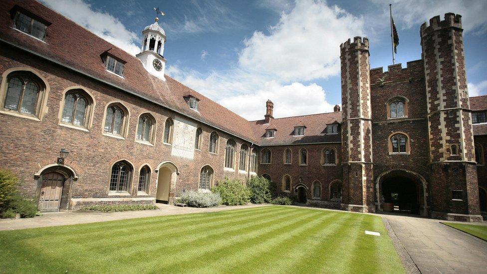 La Judge Business School de Cambridge fue fundada en 1990.