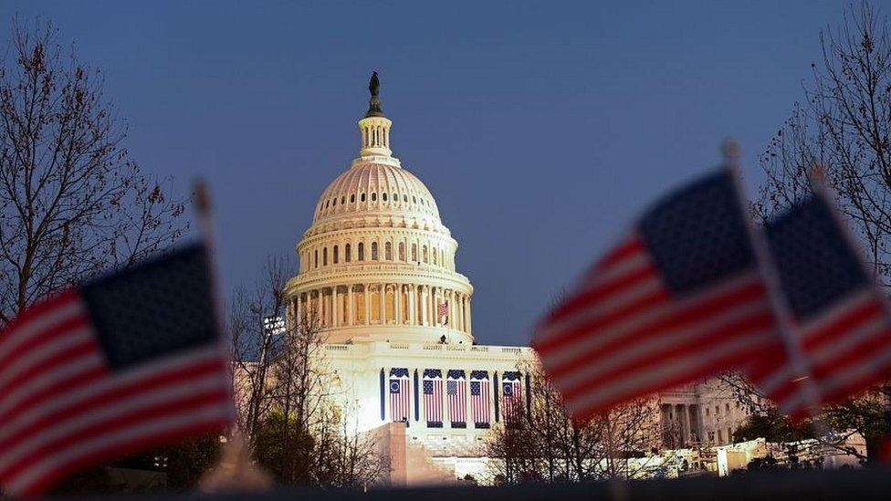 Инаугурация Байдена: 46-й президент США вступит в должность в перекрытом Вашингтоне