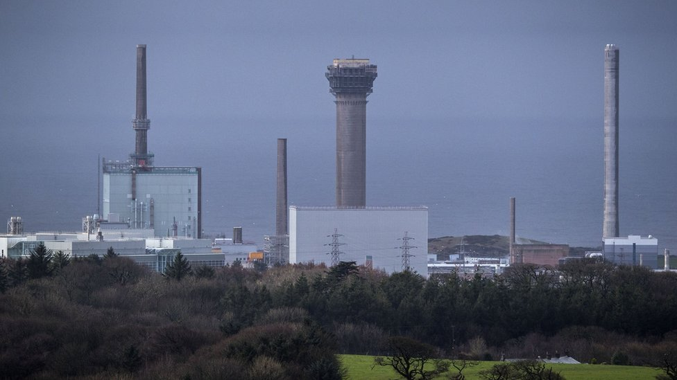 Sellafield new compound plans spark safety concerns