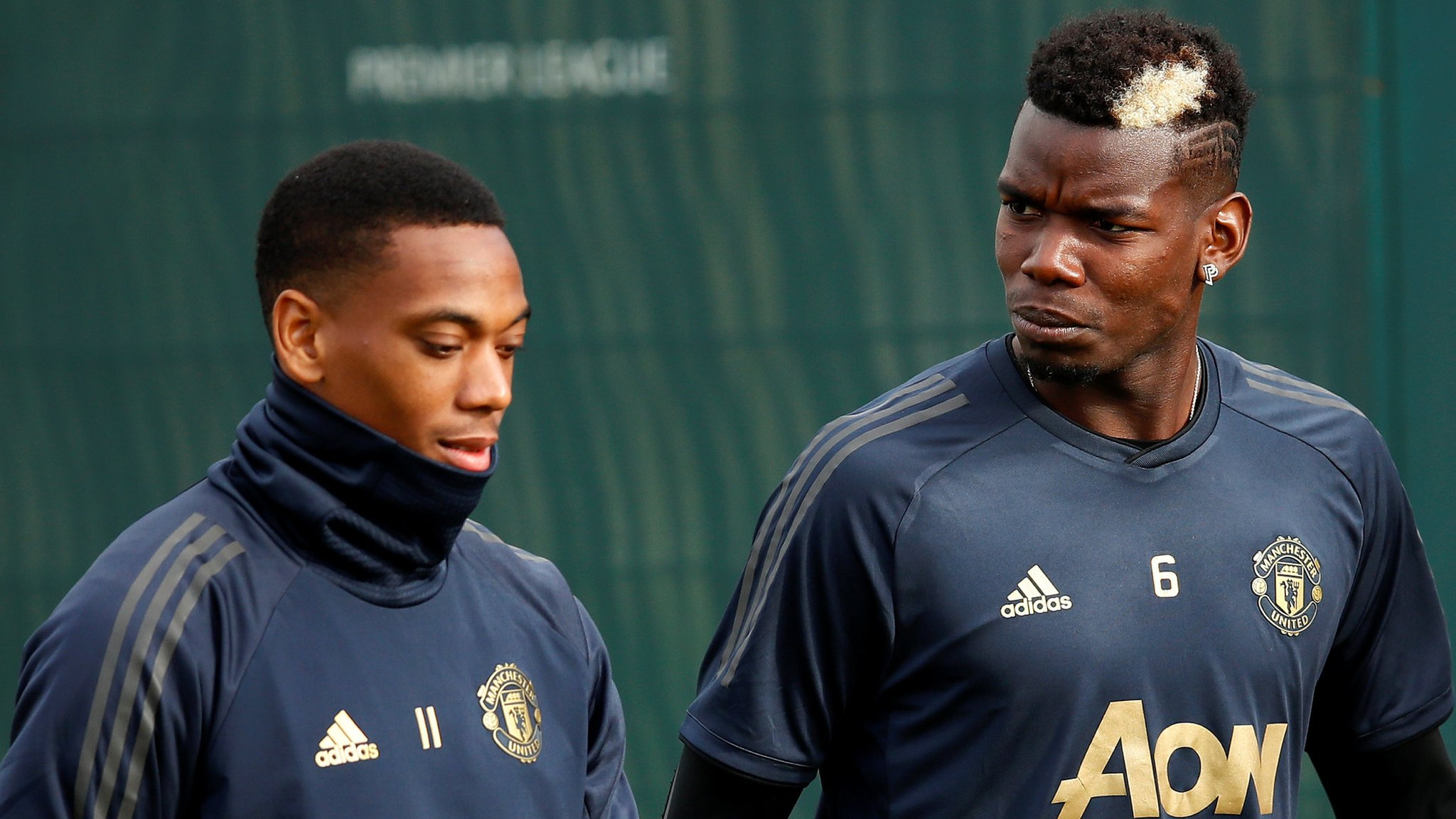 France: Paul Pogba, Anthony Martial, Benjamin Mendy and Alexandre Lacazette out of squad