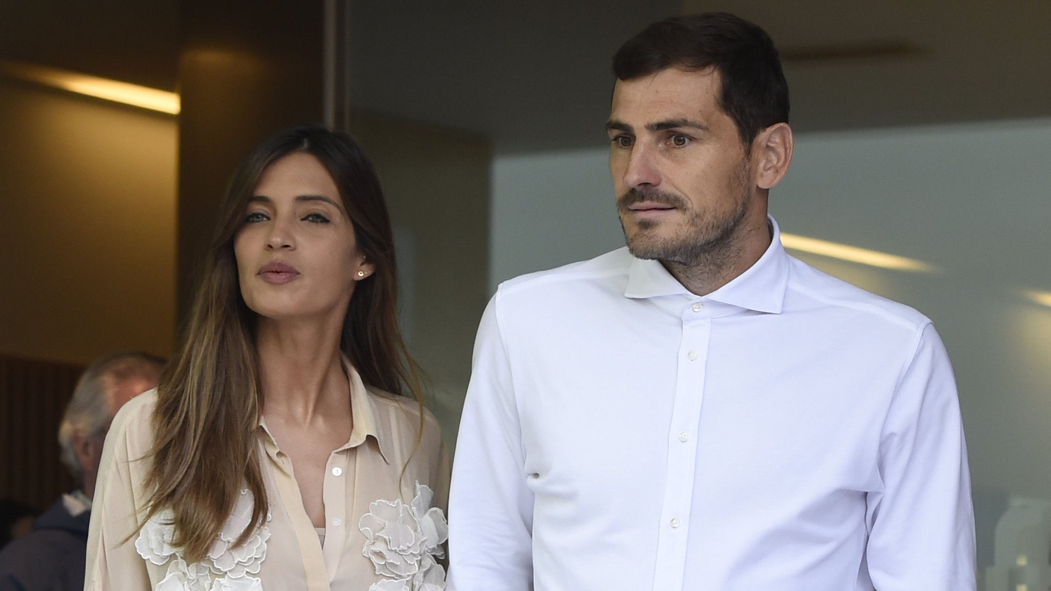 Iker Casillas: Wife battling cancer weeks after keeper's heart attack