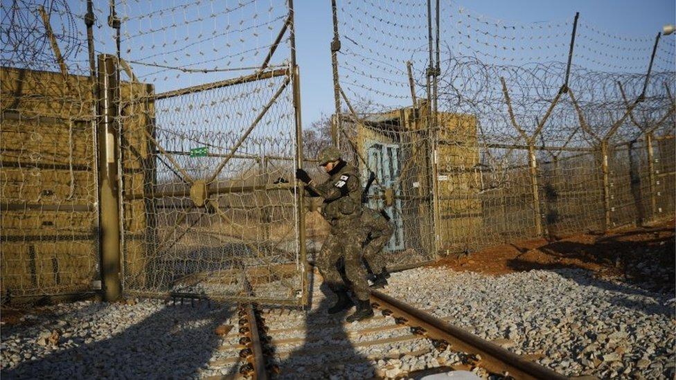 Vojnici Južne Koreje