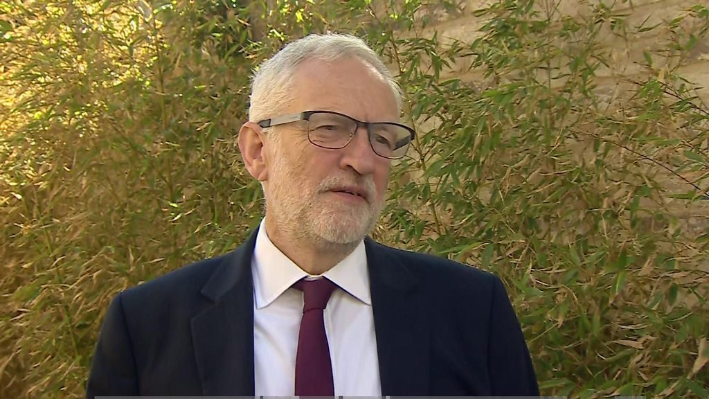European elections 2019: Jeremy Corbyn refuses to explicitly back another referendum