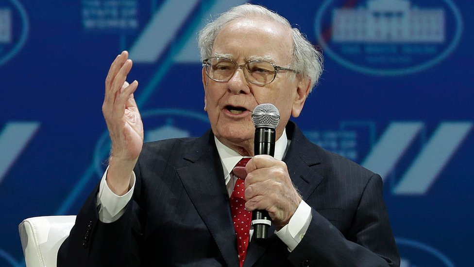 Buffet es visto como una leyenda inversionista en Wall Street.