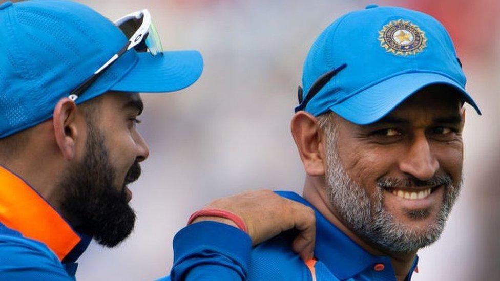 ...तो मुझे कोई आईपीएल नीलामी में नहीं ख़रीदेगा: महेंद्र सिंह धोनी
