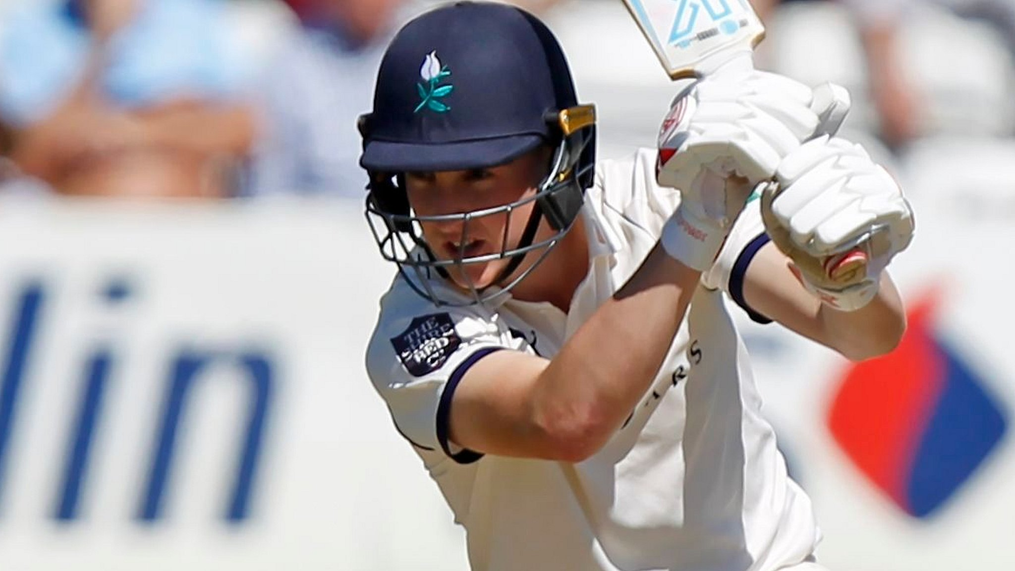 County Championship: Yorkshire bat out draw with Hampshire