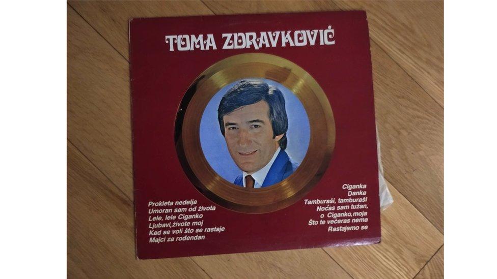 Ploča Tome Zdravkovića