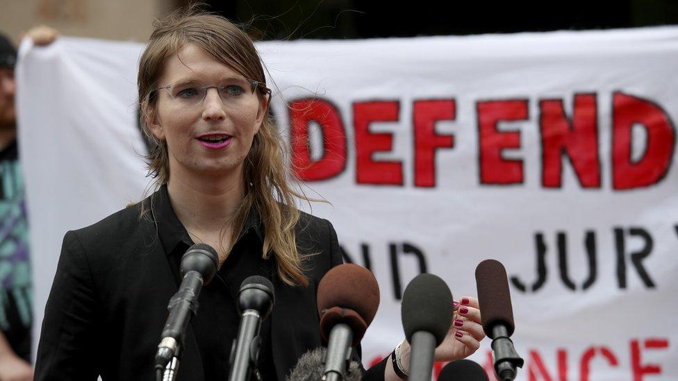 Bivša američka obaveštajna analitičarka Čelsi Mening