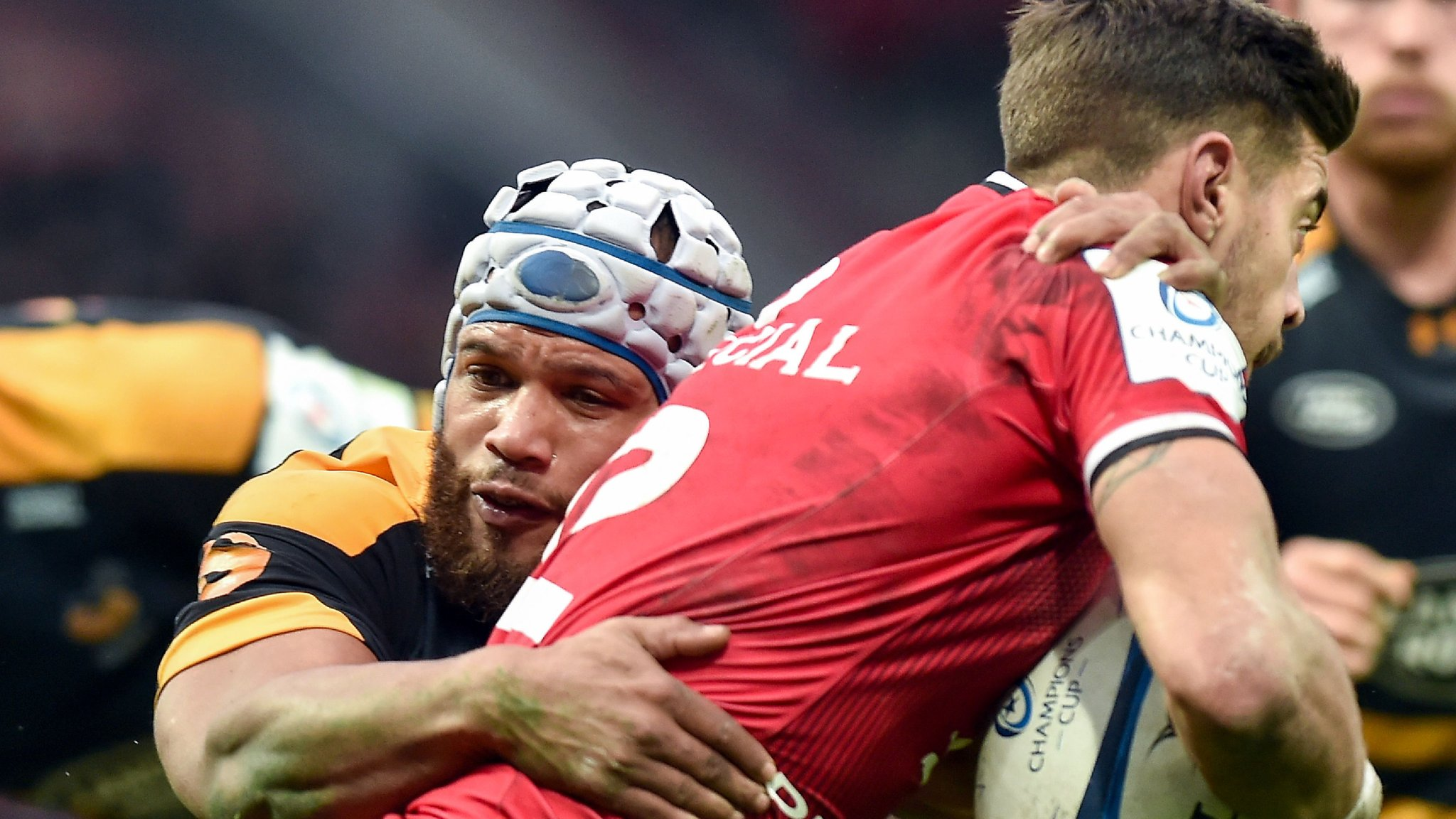 Wasps out of Europe after defeat in Toulouse