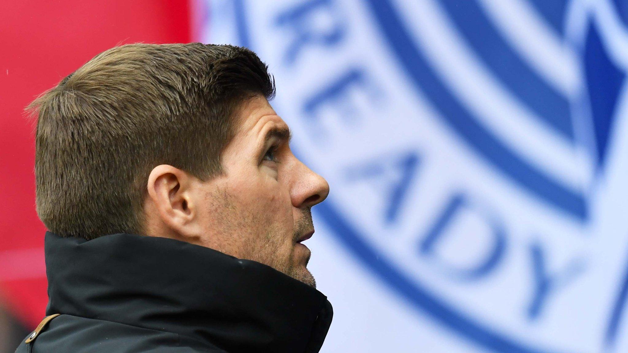Progress, pressure & the long road ahead - Steven Gerrard's first year at Rangers