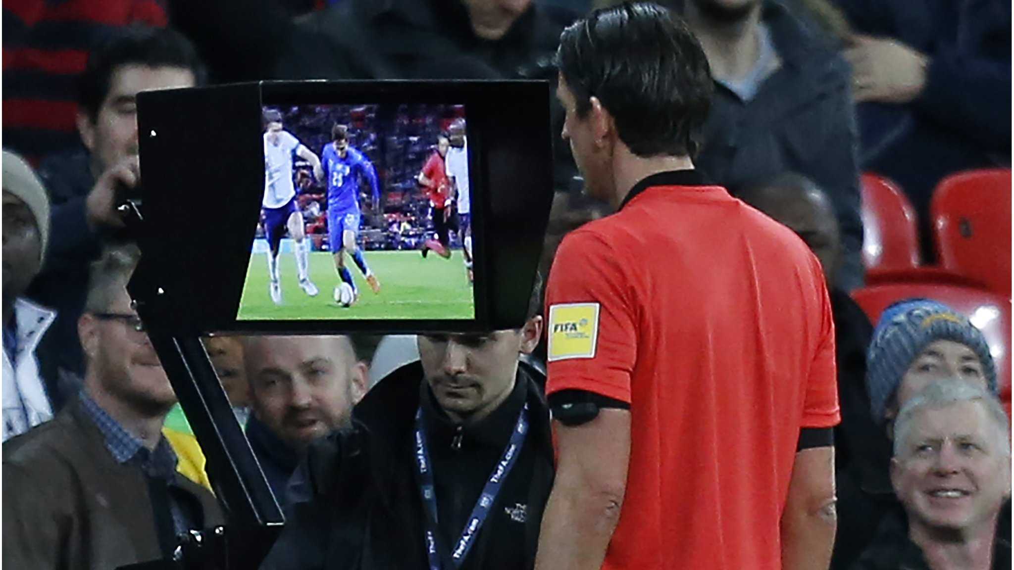 VAR: Video assistant referees set to be used in Premier League next season