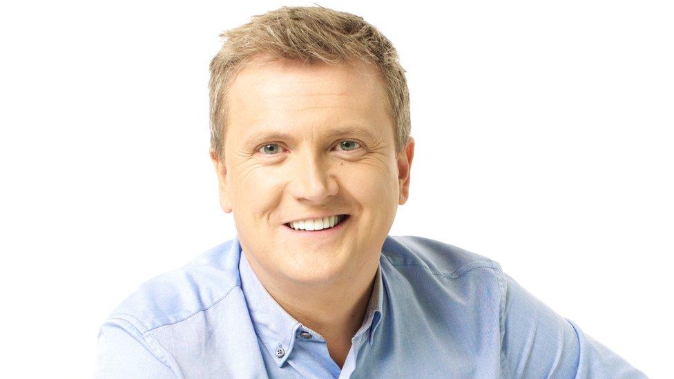 Aled Jones to return to the BBC