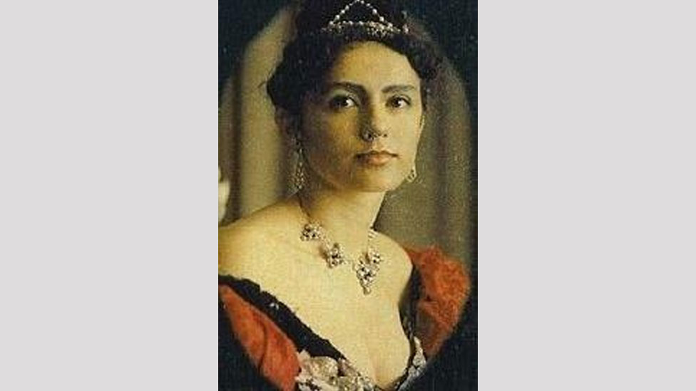 Queen Emma, who established a business empire