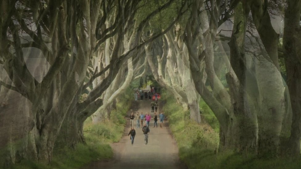 Game of Thrones is 'game changer' for NI tourism