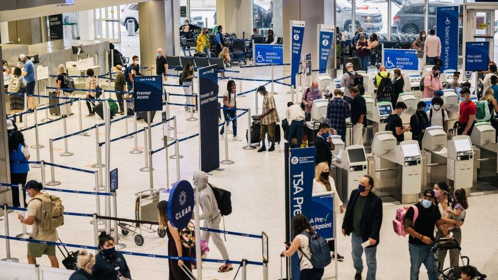 ABD Havaalanı