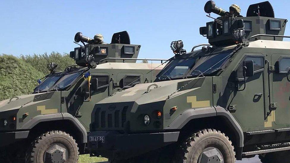Оборонний бюджет США: Україні дадуть летальну зброю на $50 мільйонів