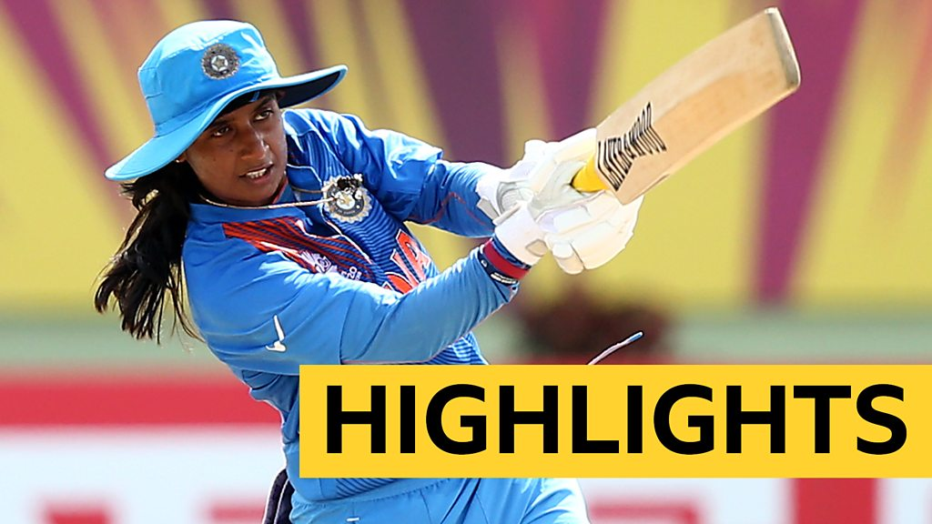 Women's World Twenty20 highlights: India beat Pakistan by seven wickets