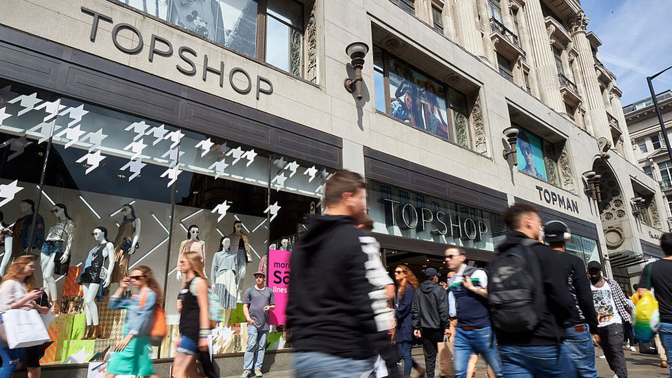 Four reasons Topshop is not the brand it once was thumbnail