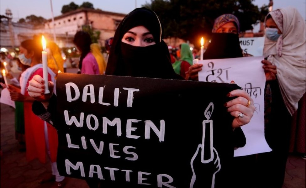 Hathras case: Dalit women are among the most oppressed in the world - BBC  News
