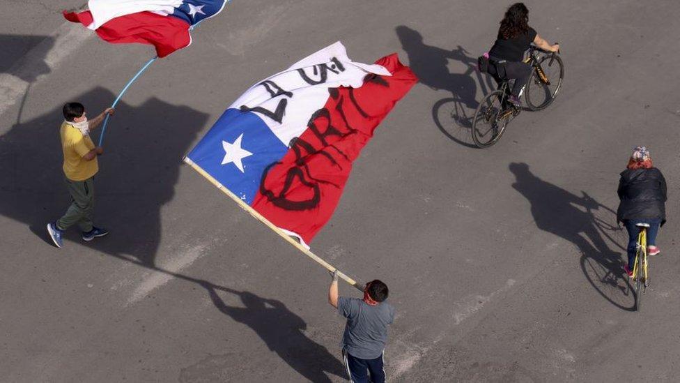 La movilidad social es una promesa incumplida para muchos chilenos