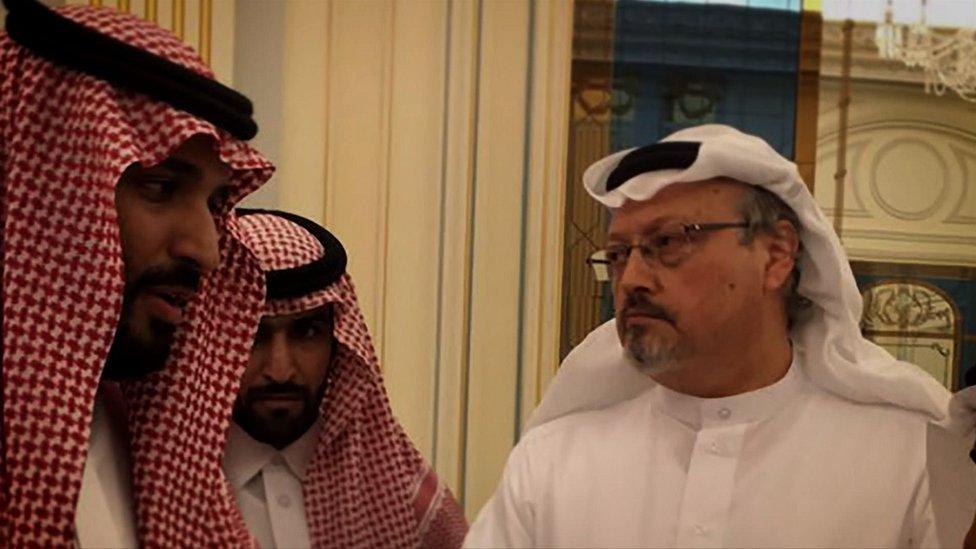 كان خاشقجي صحفيا بارزا ومنتقدا للحكومة السعودية الحالية