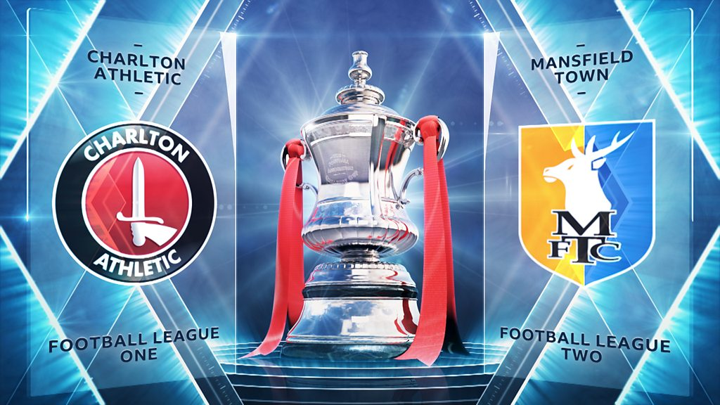 FA Cup: Charlton Athletic 5-0 Mansfield Town highlights