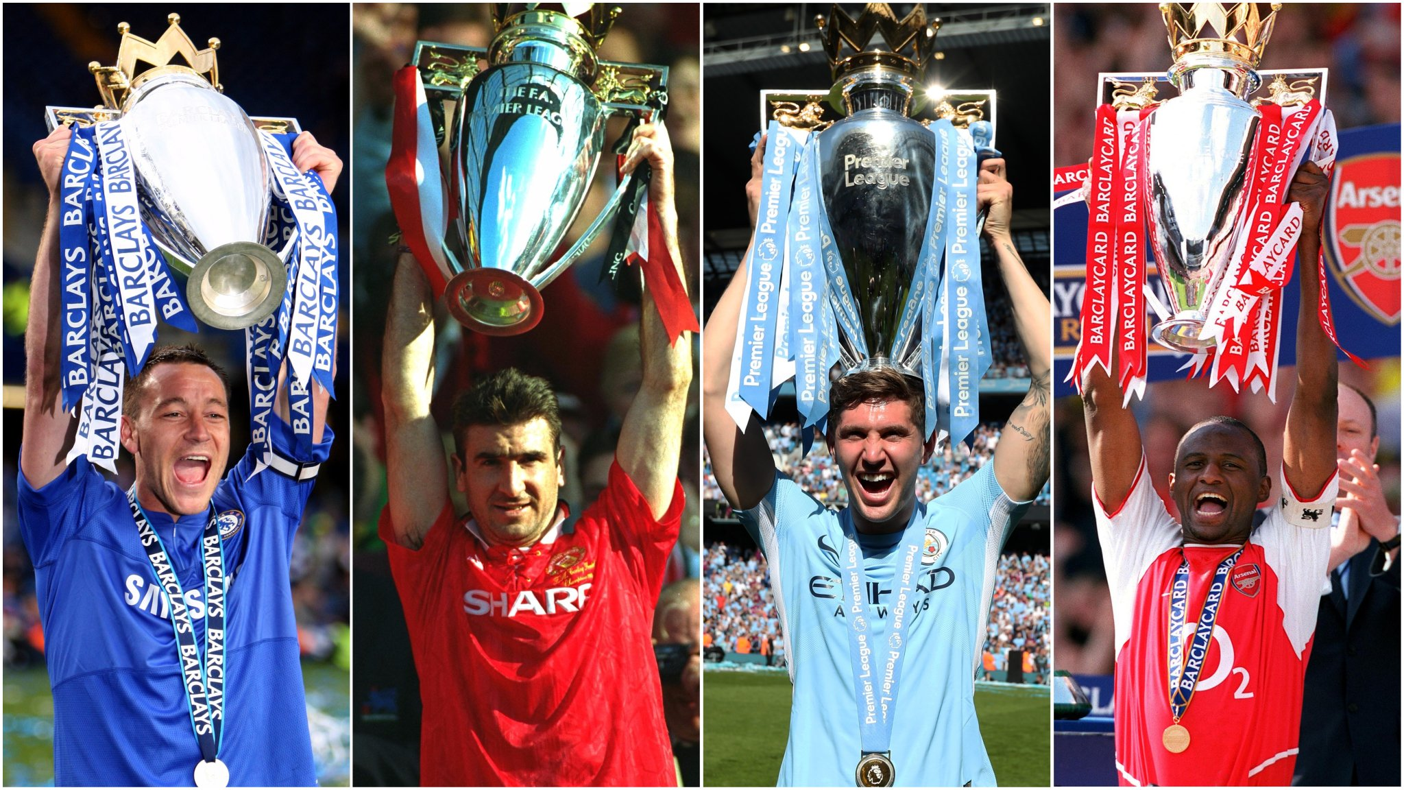 Who did you pick as the best title-winning team in Premier League history?