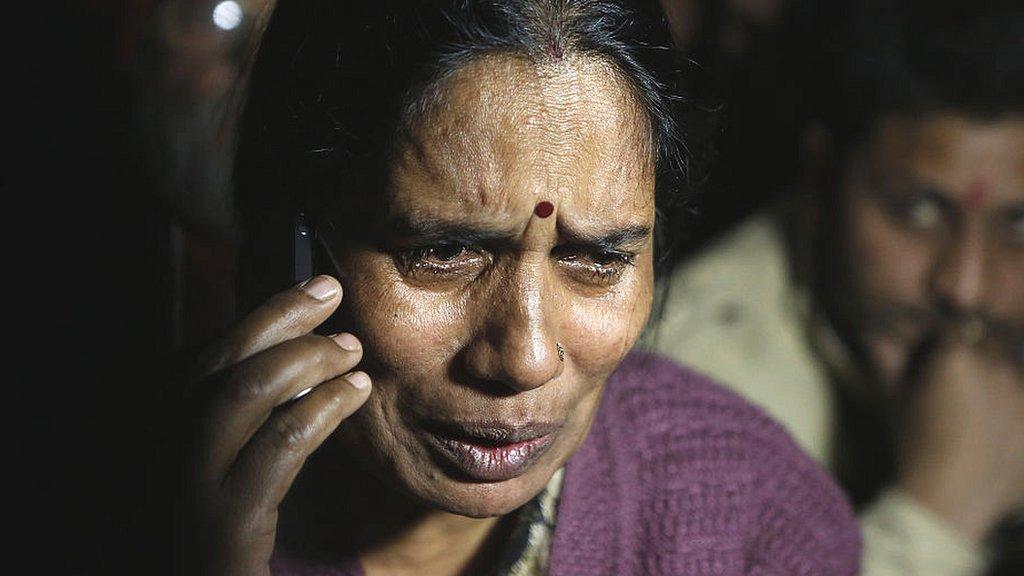 दोषियों को माफ़ करने की सलाह पर भड़कीं निर्भया की माँ